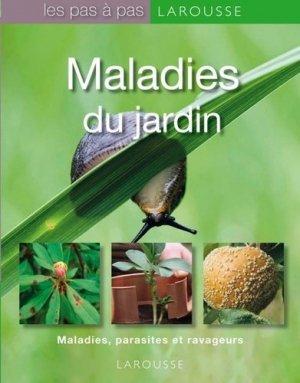 Maladies du jardin - larousse - 9782035851536