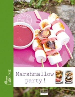 Marshmallow party ! - Larousse - 9782035859693 -
