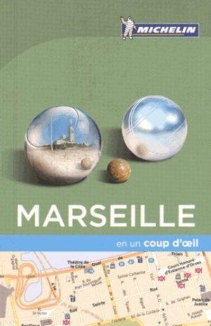 Marseille - Michelin Editions des Voyages - 9782067205567 -