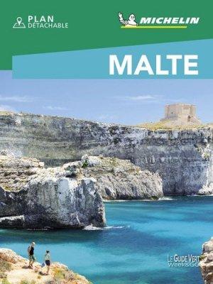 Malte. Edition 2020. Avec 1 Plan détachable - Michelin Editions des Voyages - 9782067245082 -