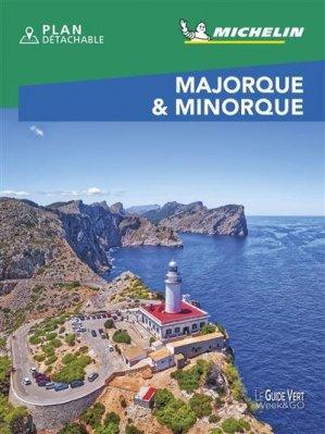 Majorque - Michelin Editions des Voyages - 9782067247246 -