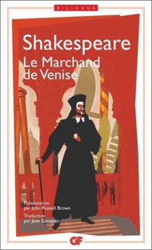 Le marchand de Venise - Flammarion - 9782080708458 -