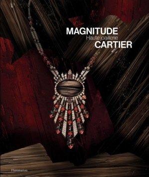 Magnitude Cartier - Flammarion - 9782081492844 -
