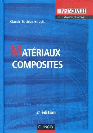 Matériaux composites - dunod - 9782100526086 -