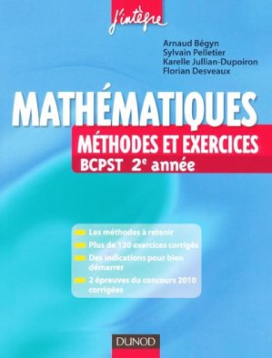Mathématiques - dunod - 9782100566983 -