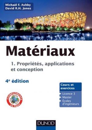 Matériaux - dunod - 9782100587674 -