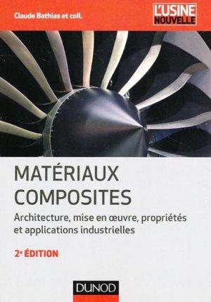 Matériaux composites - dunod - 9782100596973 -