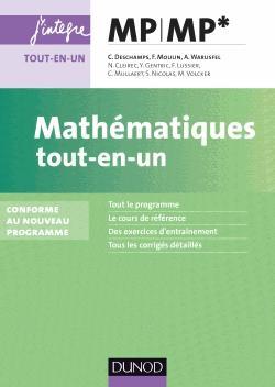 mathematiques tout en mp mp nouveau programme dunod