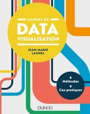 Manuel de datavisualisation - dunod - 9782100738816 -