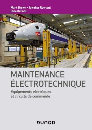 Maintenance électrotechnique - dunod - 9782100798674 -