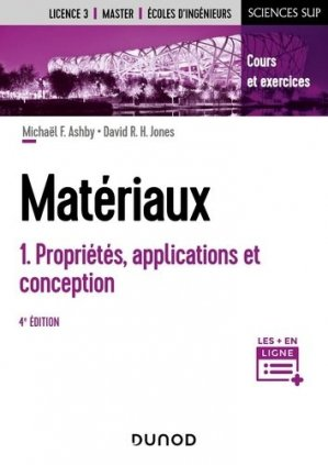Matériaux - Dunod - 9782100821341 -