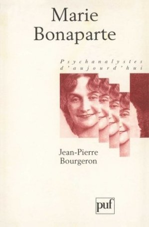 Marie Bonaparte - puf - presses universitaires de france - 9782130481492 -