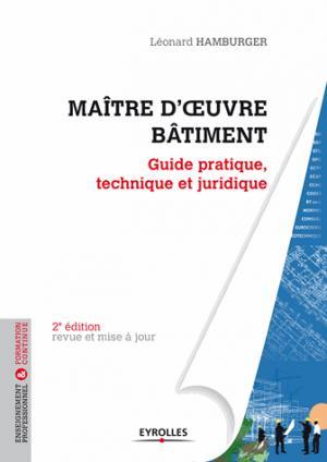 Maître d'oeuvre Bâtiment - eyrolles - 9782212138412 -