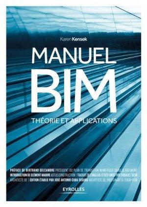 Manuel BIM - eyrolles - 9782212141801 -