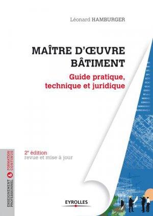 Maître d'oeuvre Bâtiment - eyrolles - 9782212144826 -