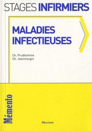 Maladies infectieuses - maloine - 9782224033026