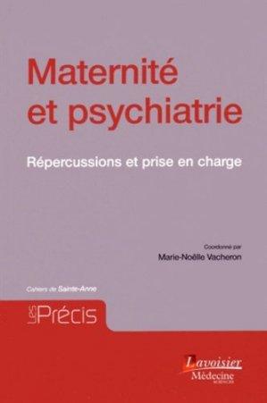 Maternité et psychiatrie - lavoisier msp - 9782257206107