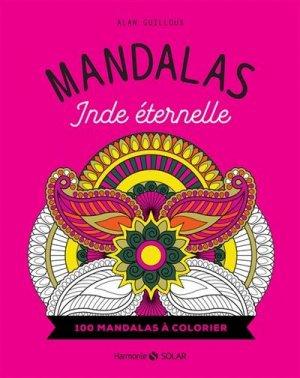 Mandalas inde eternelle - solar - 9782263174339 -