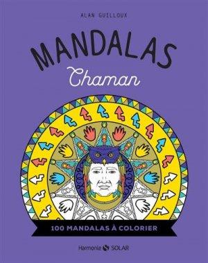 Mandalas chaman - solar - 9782263174346 -