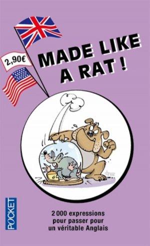 Made Like a Rat - pocket - 9782266239363 -