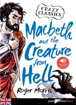 Macbeth and the Creature from Hell - Livre + mp3 - Didier - 9782278076192 -