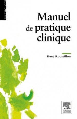 Manuel de pratique clinique - elsevier / masson - 9782294709302 -