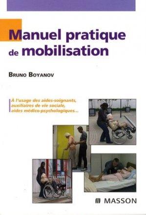 Manuel pratique de mobilisation - elsevier / masson - 9782294709913 -