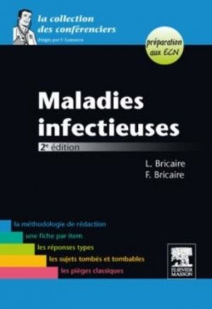 Maladies infectieuses - elsevier / masson - 9782294709968