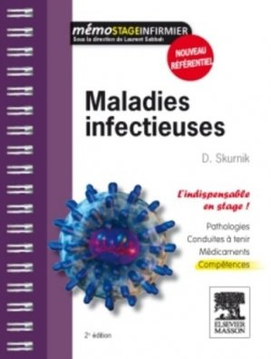 Maladies infectieuses - elsevier / masson - 9782294714771 -