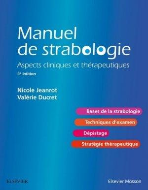 Manuel de strabologie - elsevier / masson - 9782294761980 -