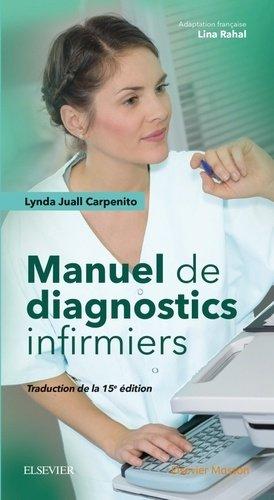 Manuel de diagnostics infirmiers - elsevier / masson - 9782294762826 -