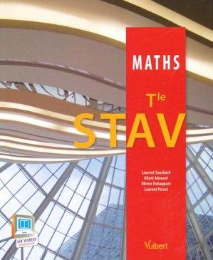Maths Terminale STAV - vuibert - 9782311011012 -