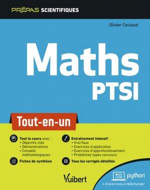 Mathématiques PTSI - vuibert - 9782311406788 -