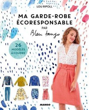 Ma garde-robe écoresponsable - mango - 9782317020667 -