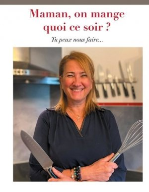 Maman, on mange quoi ce soir ? - Books on Demand Editions - 9782322221578 -