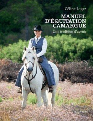 Manuel d'équitation Camargue - actes sud - 9782330002039 -