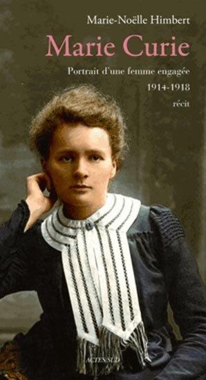 Marie Curie - actes sud - 9782330036782 -