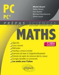 Maths PC PC*-ellipses-9782340018662