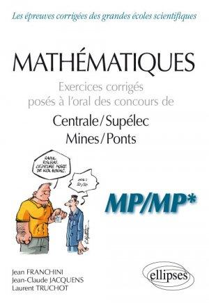 Mathématiques - ellipses - 9782340029972 -