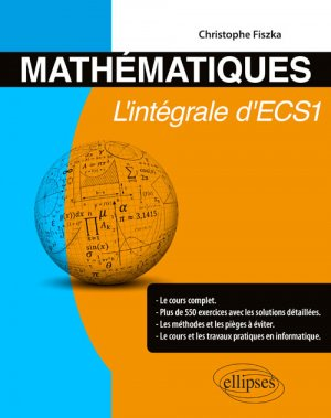 Mathématiques - ellipses - 9782340032583 -