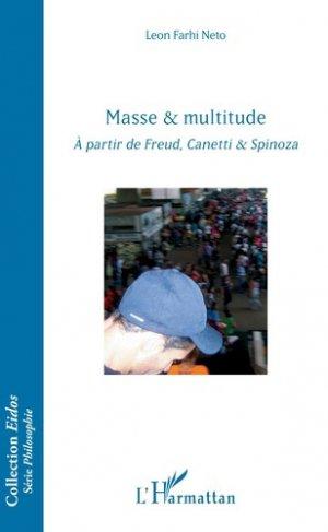 Masse & multitude - l'harmattan - 9782343167091 -