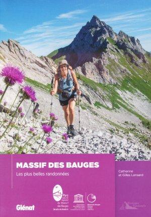 Massif des Bauges - glenat - 9782344017173
