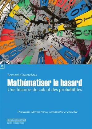 Mathématiser le hasard - complicités - 9782351201145 -