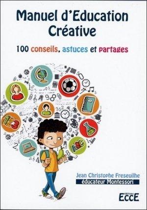 Manuel d'éducation créative - EccE - 9782351953334 -