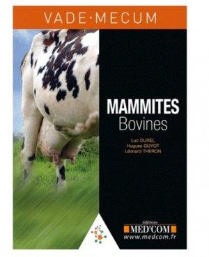 Mammites bovines - med'com - 9782354030759 -