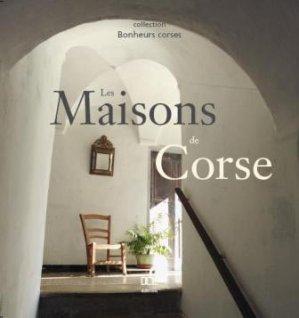 Maisons de Corse - dcl - 9782354160425 -