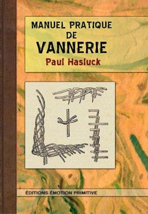 Manuel pratique de vannerie - emotion primitive - 9782354222161 -