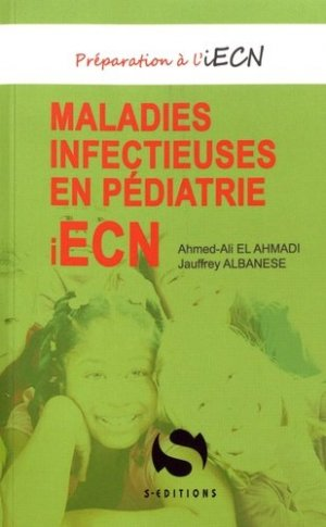 Maladies infectieuses en pédiatrie-s editions-9782356401618