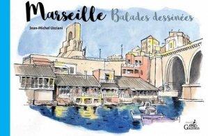 Marseille, balades dessinées - Editions Gaussen - 9782356981714 -