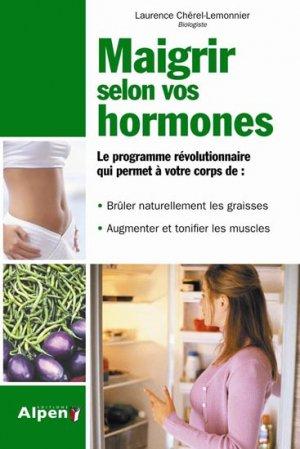 Maigrir selon vos hormones - alpen - 9782359341690 -